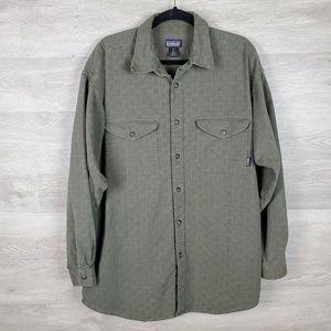 Patagonia Button up Shirt Size XL